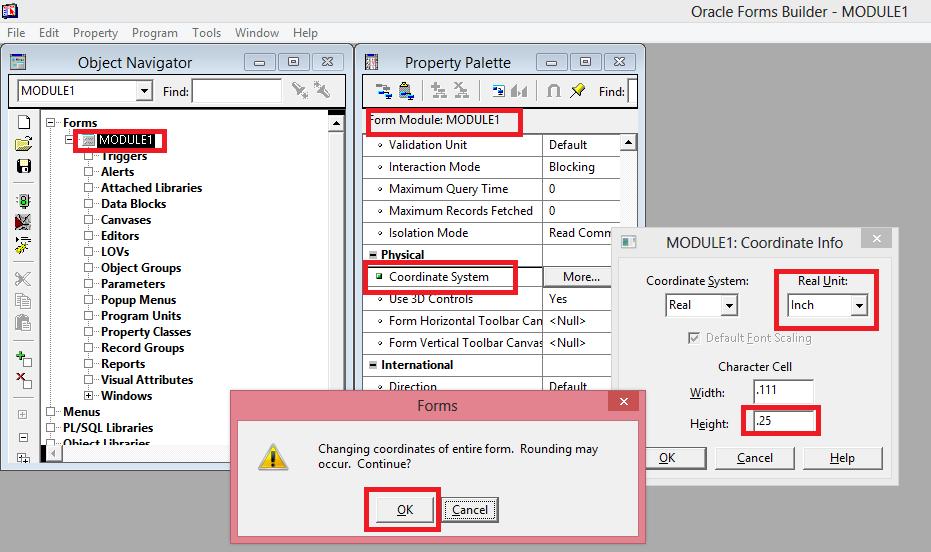 Oracle Form Builder 6i free download