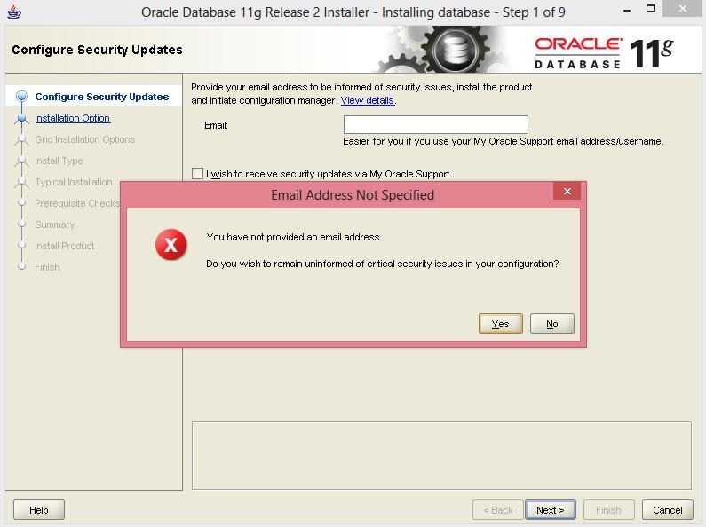 Oracle 11g R2 – Duh! Microsoft did it again