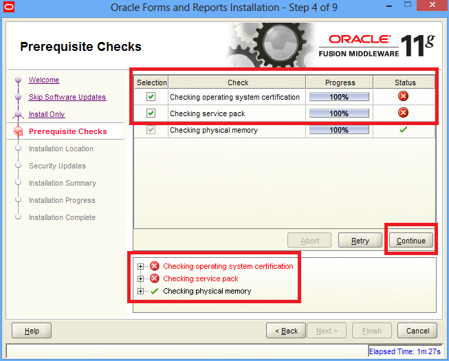 Install & Configure Oracle Weblogic Server 10 3 6 & Forms & Reports