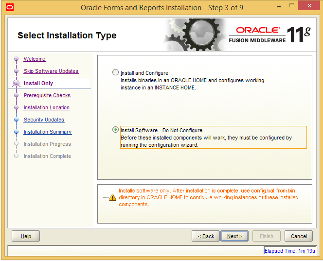oracle forms 11.1.2.2.0