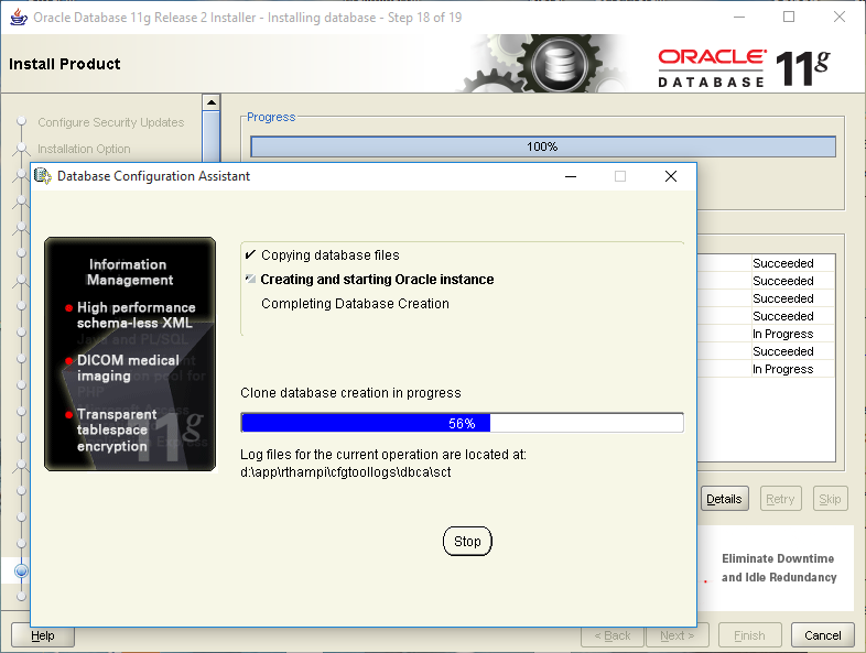 oracle 11g database software free for windows 7 64 bit