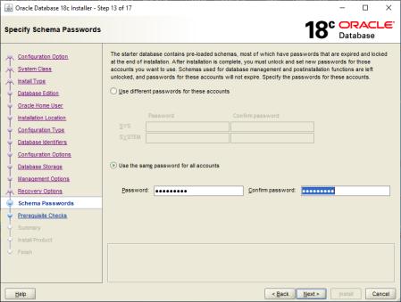 Install Oracle 18c on Windows 10 – Duh! Microsoft did it again